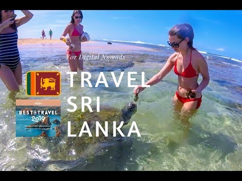 Sri Lanka for Digital Nomads – The Toddle back and forth Data and Pointers!