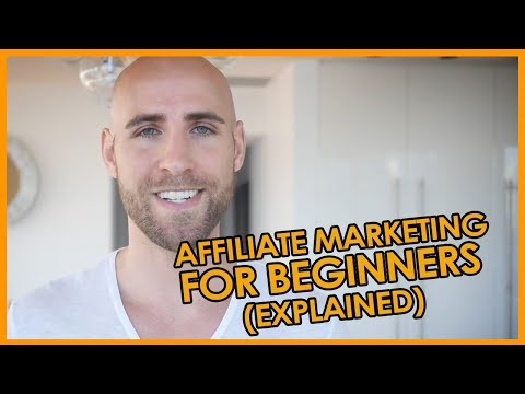 Affiliate Advertising and marketing For Newcomers (EXPLAINED IN PLAIN ENGLISH!)