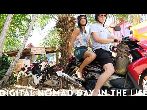 DIGITAL NOMAD DAY IN THE LIFE | Ko Lanta – Thailand