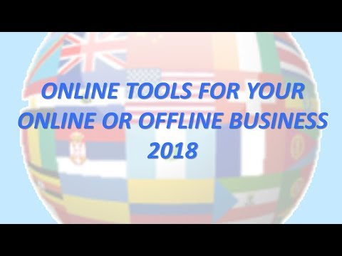 On-line Marketing Instruments For Your On-line Or Offline Enterprise – 2018 ***