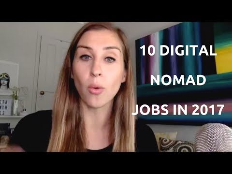 10 jobs to produce money on-line as a digital nomad | Elise Darma