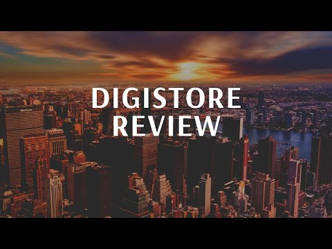 DigiStore Overview- Affiliate Advertising and marketing and marketing with John Crestani