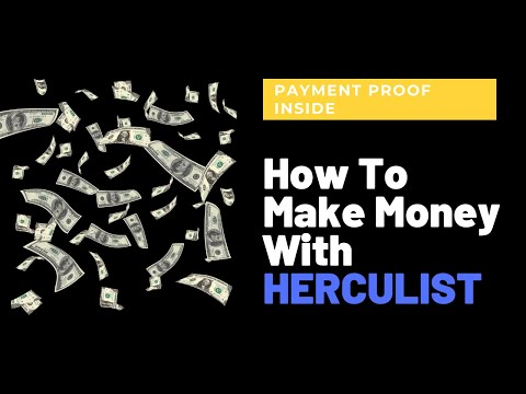 How To Produce Money With Herculist: Herculist Overview For Affiliate Marketing