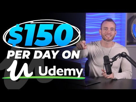 Fabricate $150 Per DAY On Udemy With FREE COURSES & Affiliate Advertising and marketing