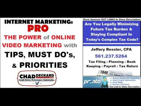 The Vitality of On-line Video Advertising : Web Advertising : PRO
