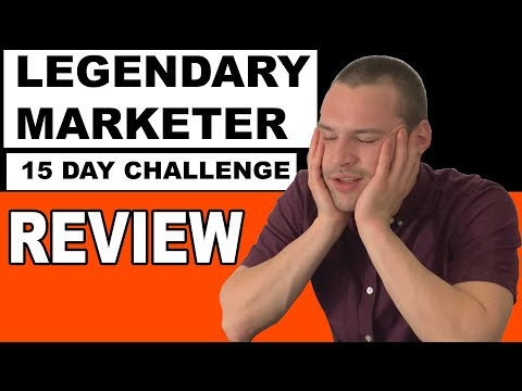 Legendary Marketer 15 Day Downside Evaluate 2021 Affiliate Advertising and marketing Direction