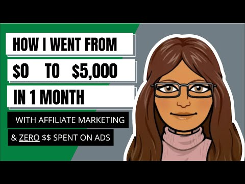 Affiliate Marketing For Learners   $0 To $5,000 in 1 Month   Legendary Marketer Overview