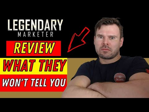Legendary Marketer Review – Is The 15 Day On-line Replace Builder Design back Payment It?