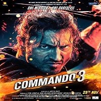 Commando 3 (2019) Hindi Full Movie Watch Online HD Print Free Download