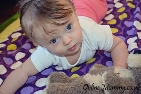 Amelia is 6 months 9