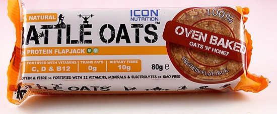Icon_Nutrition_Battle_Oats_Protein_Flapjack_Oats_Honey