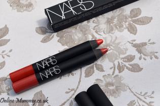 NARS Matte Velvet Lip Pencils