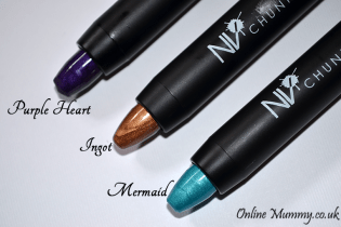 NV Cosmetics Chunky Eye Crayons