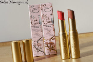 Too Faced La Creme Lipsticks