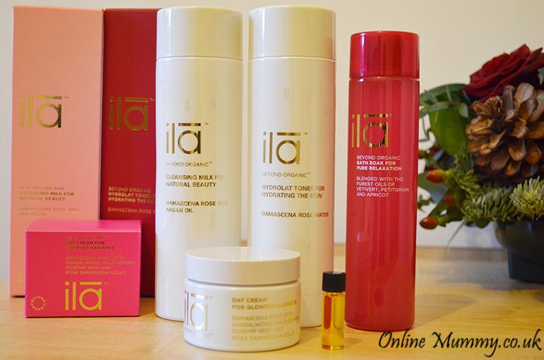 Ila Spa Seasonal Skin Saviour for Glowing Radiance