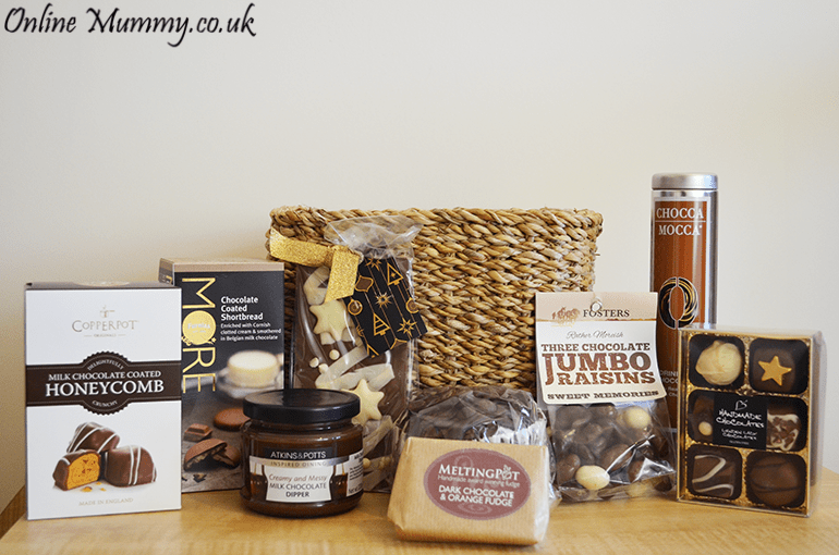 John Lewis Chocoholic Cube Hamper