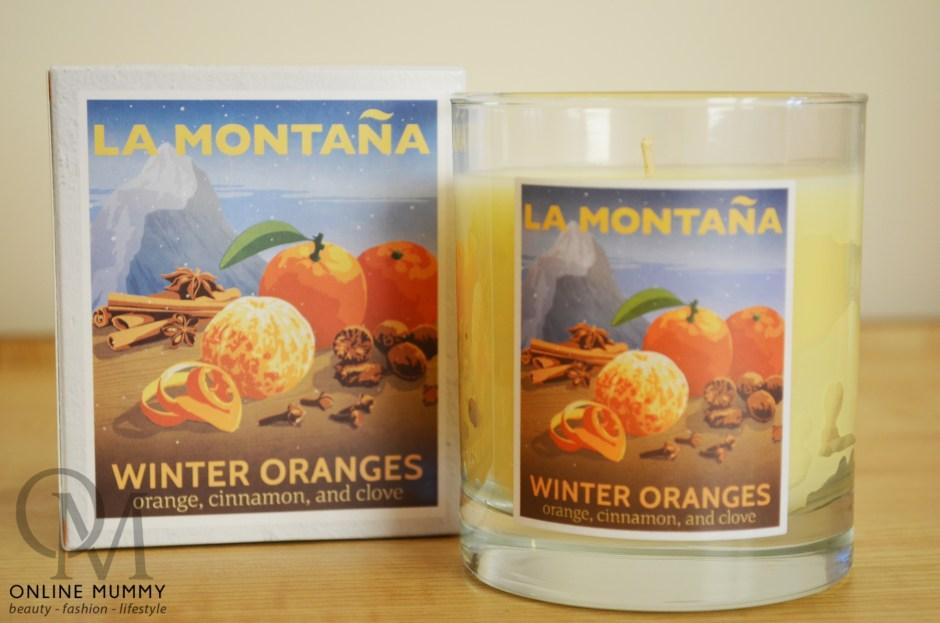 La Montana Candles