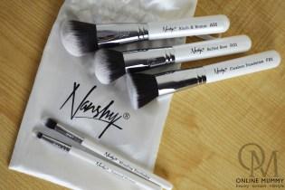 Nashy Brushes