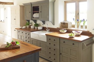 Home Inspiration with Pinterest: The Kitchen