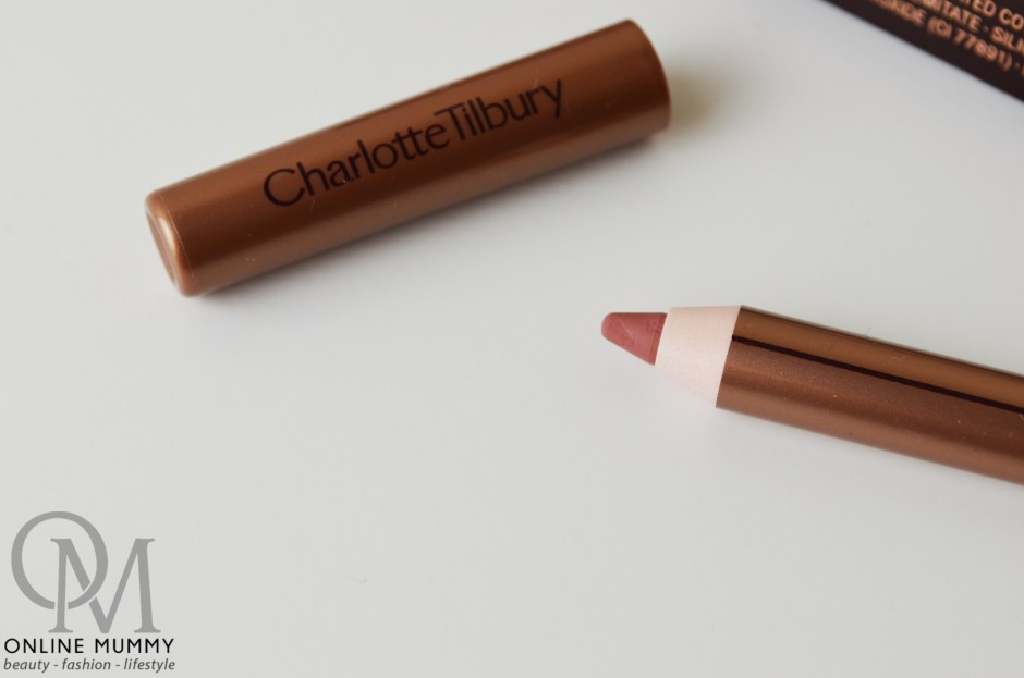 Charlotte Tilbury's Pillowtalk Lip Cheat