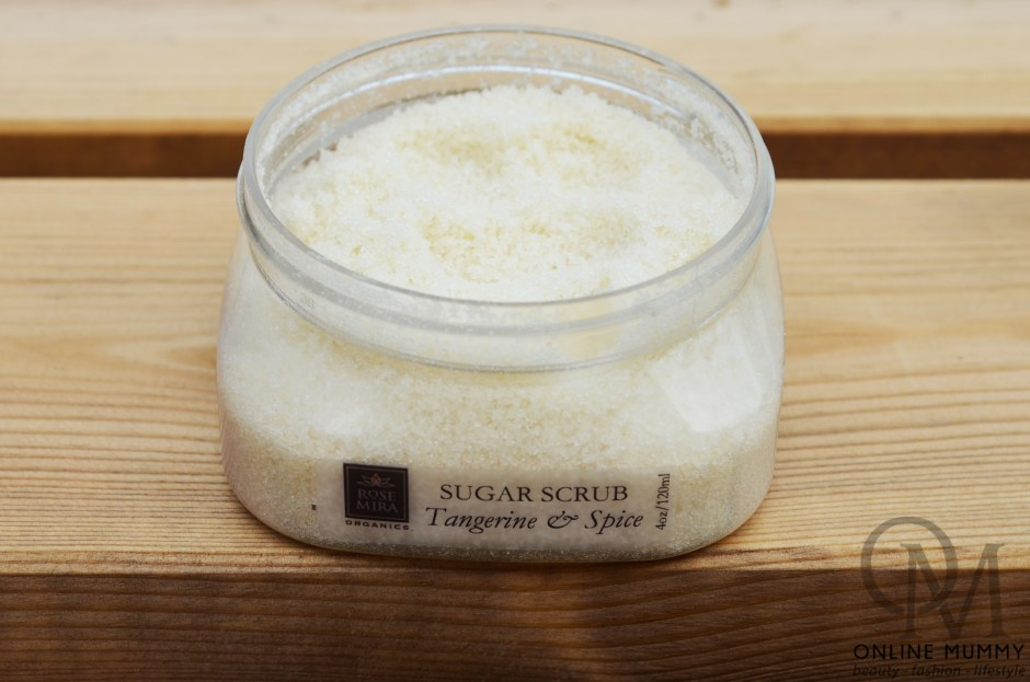 The body scrub edit