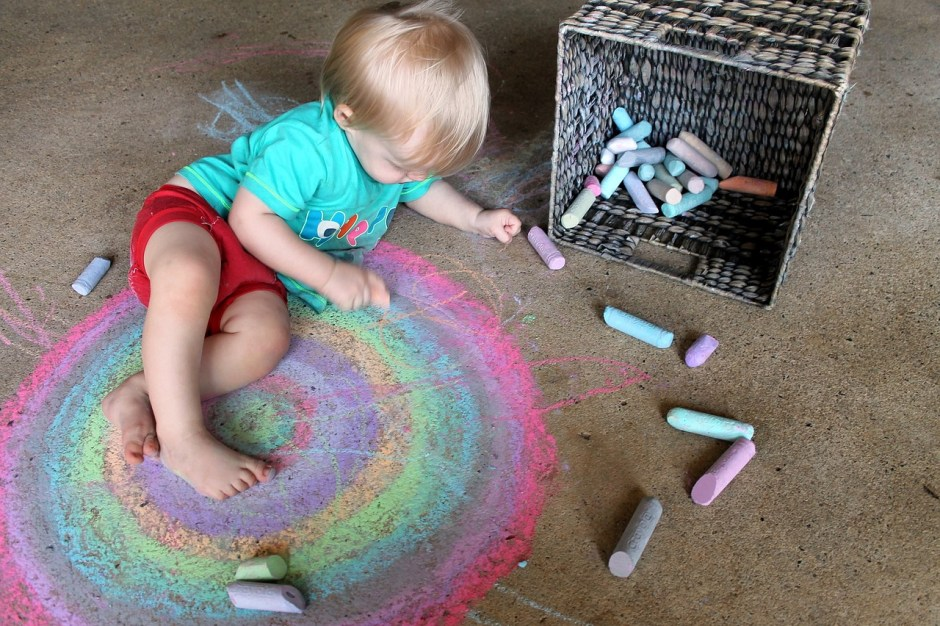 Encouraging your kid's creativity