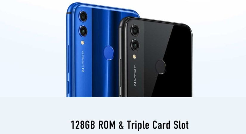 honor 8x launch - onlineoffsite