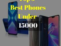 Top 5 Best Mobile Phones Under 15000 In India 2018 December