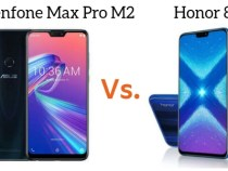 Compare Honor 8X Vs Asus Zenfone Max Pro M2:  Which is better?