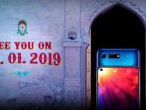 Honor View 20 India Launch On 29 January – Price And Specifications