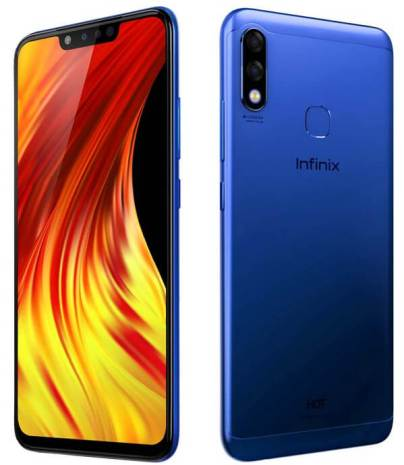 Infinix Hot 7 pro specifications and price
