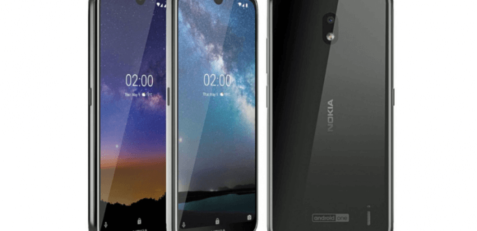 Nokia 2.2 with Android One Specifications and Price in India
