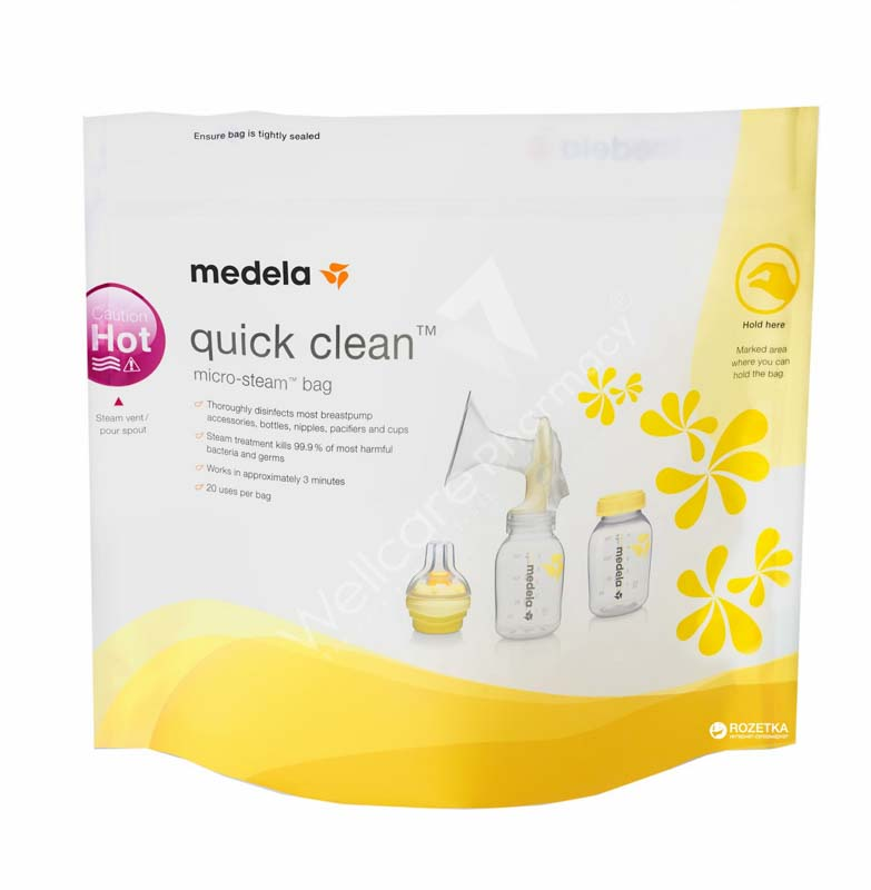 medela quick clean microwave bags 5 s