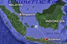 How AirAsia Flight QZ8501 Disappeared