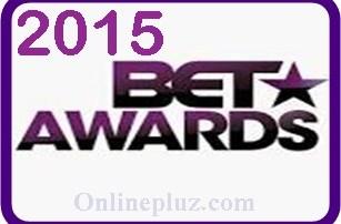 list of 2015 BET Award Winners