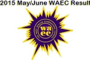 2015 May/June WAEC Result