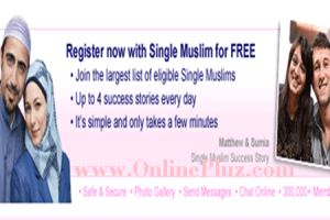 Single Muslim Registration