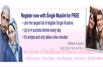 Single Muslim Registration