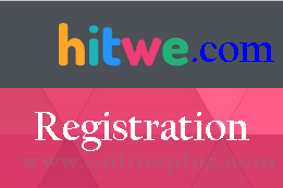 www.hitwe.com Registration