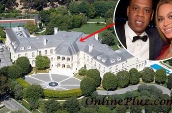 Beyoncé & Jay Z Eyeing New Mansion in L.A.