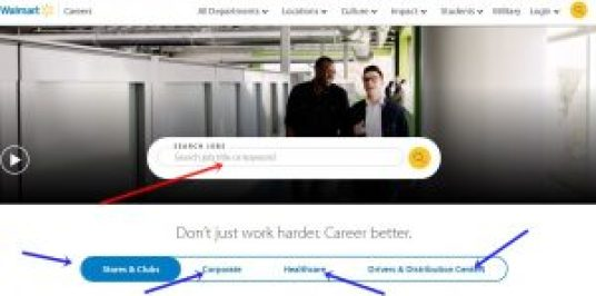 www.careers.walmart.com, Submit A Walmart Job Application