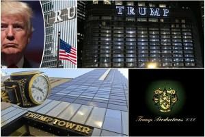List Of President Donald Trump Companies