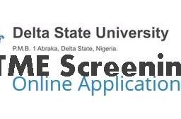 UTME Screening