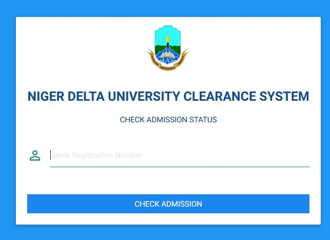 Check NDU Admission List 2017