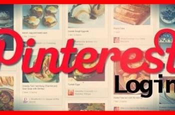 Pinterest Login