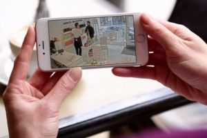 Use your phone as a security camera