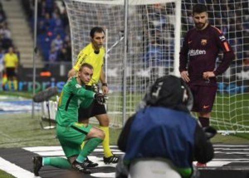 Barcelona Unbeaten Record