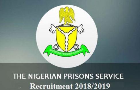 Nigeria Prisons Service Recruitment 2018/2019