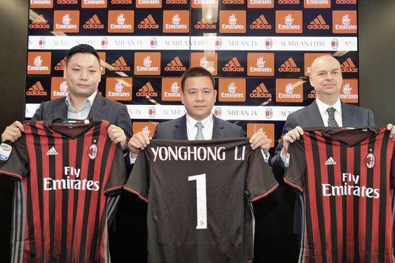 AC Milan banned
