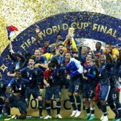 France Win World Cup 2018 Finals